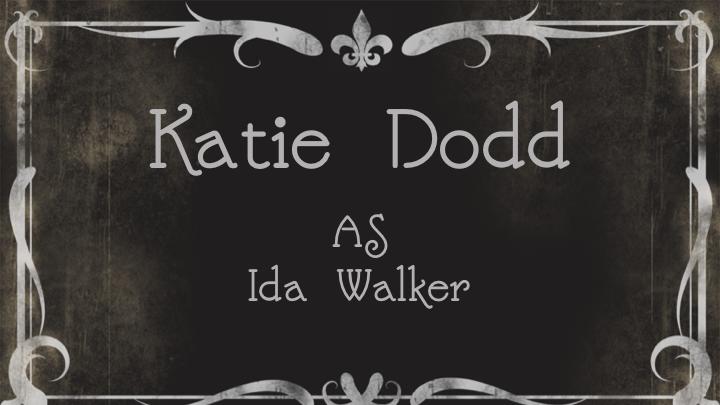 Katie DoddasIda Walker